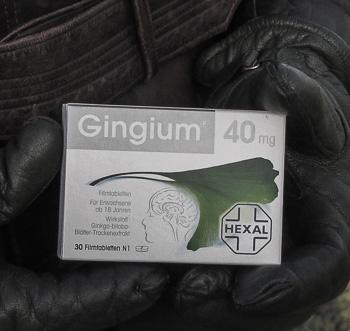 Ginkgo-Samen
